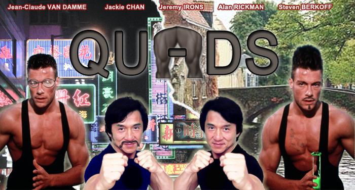 Quads film poster