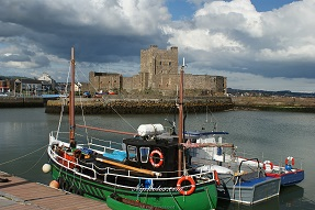 My beloved Carrickfergus